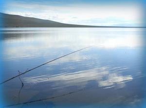 Озеро Торма с Рыбацкой стороны